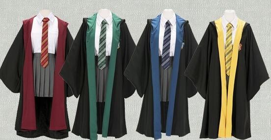 2021华夏创意校服设计大赛揭秘 | 成本最高的霍格沃茨魔法学校校服
